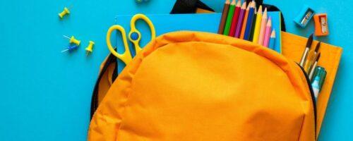 Materiały edukacyjne i przybory potrzebne do oddziału przedszkolnego w roku szkolnym 2021/2022